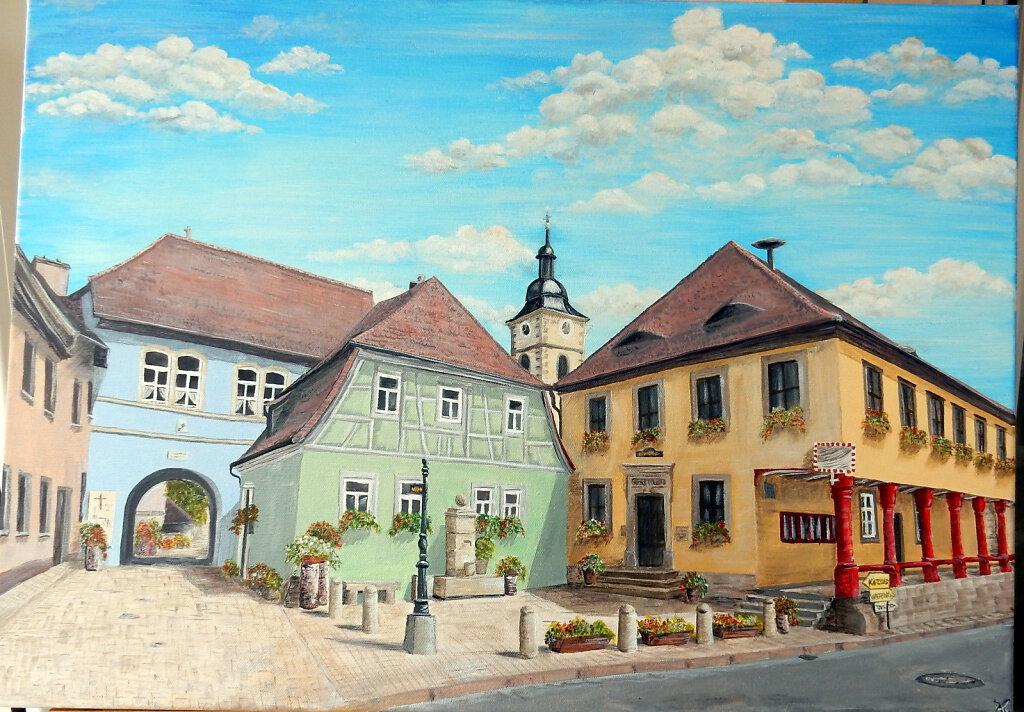 Kleinlangheim_Rathhaus