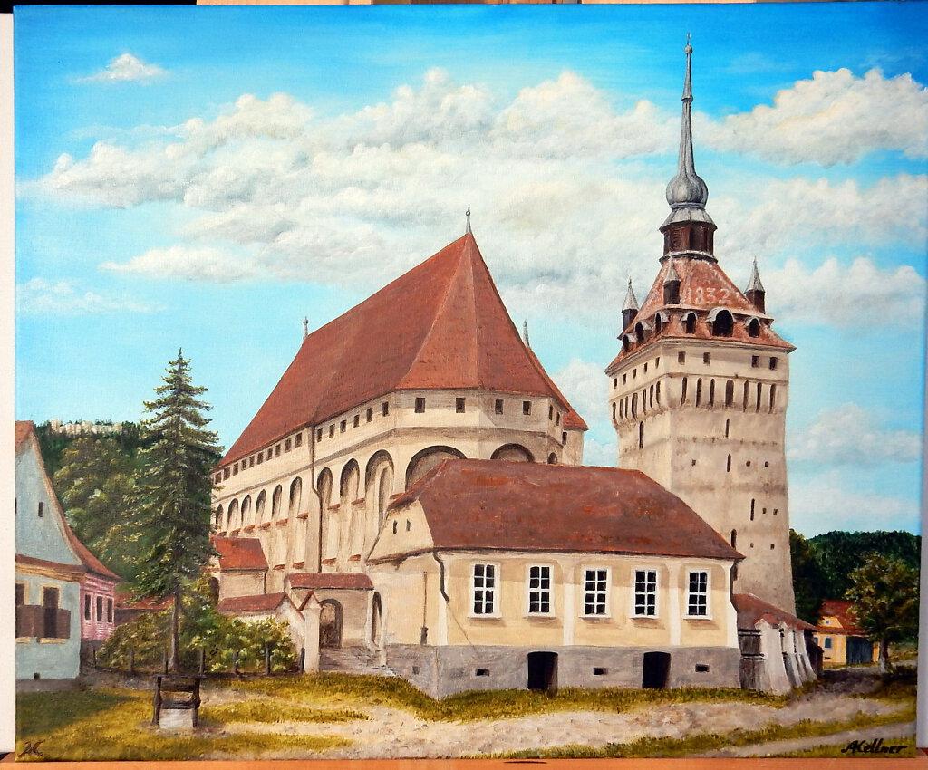 Keisd_Turm und Kirche
