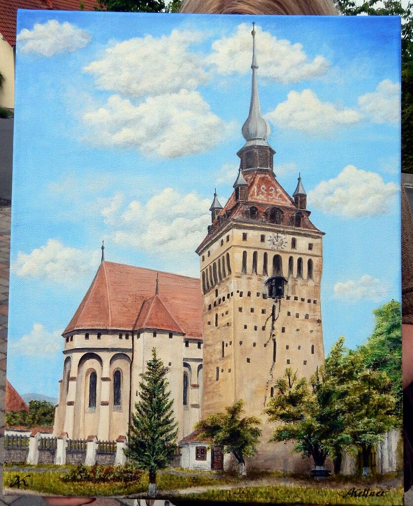 Keisder Turm mit Bogdan