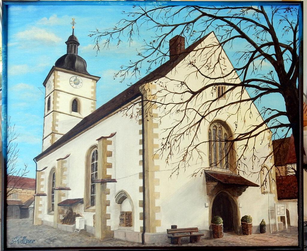 St. Georg und Maria zu Kleinlangheim