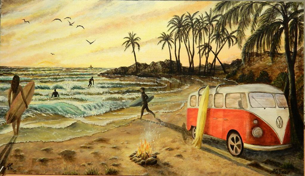Surf-Idylle