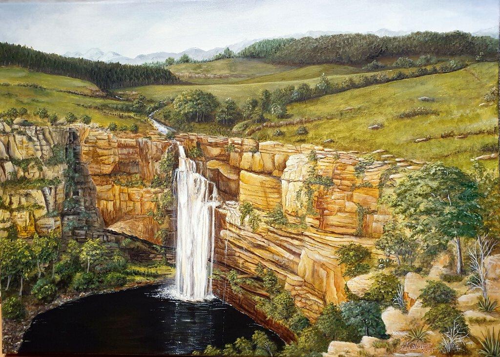 Berlin waterfall South Africa